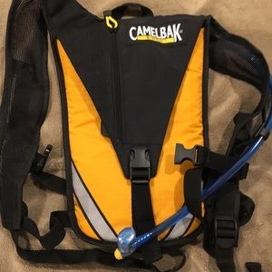 Camel back pack